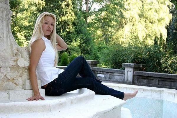 """An undated photo of Jodi Arias that she posted to her MySpace page. The caption below the photo read: """"All that we are is the result of what we have thought."""""""