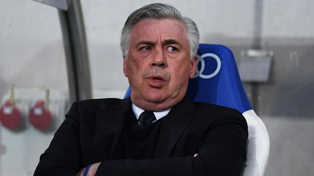 Stefan Effenberg has suggested Carlo Ancelotti could be on borrowed time at Bayern Munich, but the Italian rejected that claim.