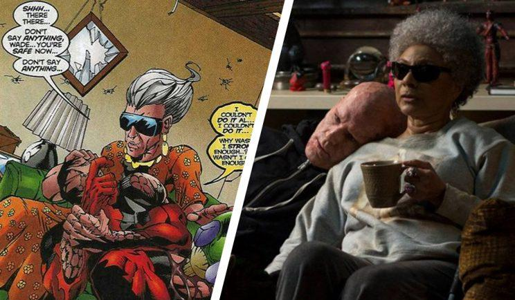 Blind Al is even weirder in the comic books - Credit: 20th Century Fox / Marvel