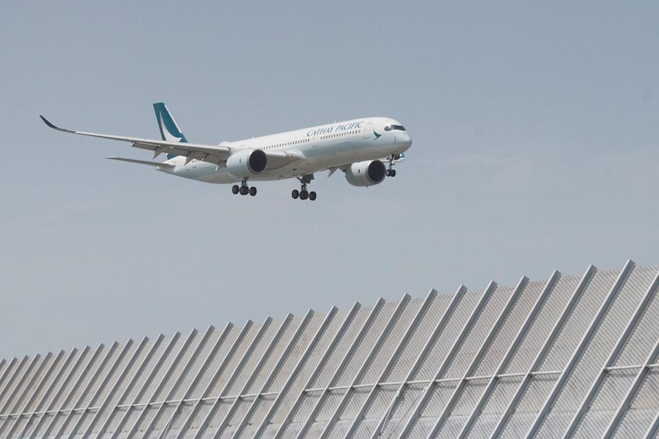 Cathay has told its employees that it understands work permits for pilots will continue to be renewed going forward. Photo: Winson Wong