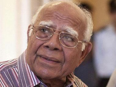 Ram Jethmalani dead at 95: 'Maverick' criminal lawyer defended BJP stalwarts like Amit Shah, Advani in high-profile cases