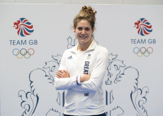 Kate French will be aiming to secure a medal in the modern pentathlon