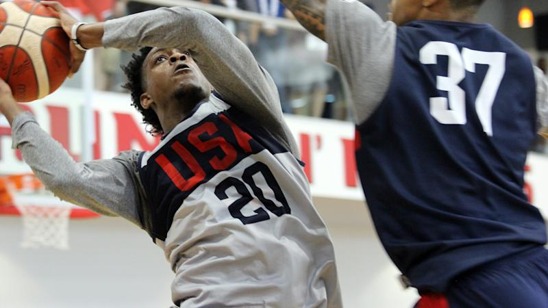 Kings' Bagley withdraws from consideration for USA World Cup team