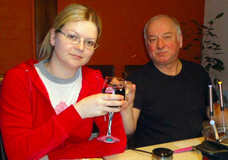 <em>Sergei and Yulia Skripal were attacked with Novichok earlier this year (Rex)</em>