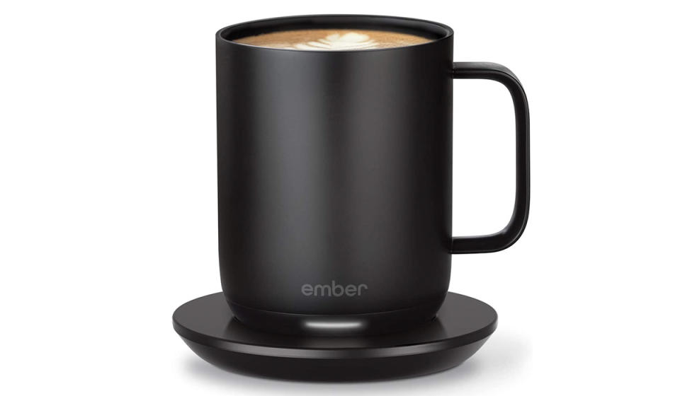 A stylish way to keep your coffee the perfect temperature. (Photo: Amazon)