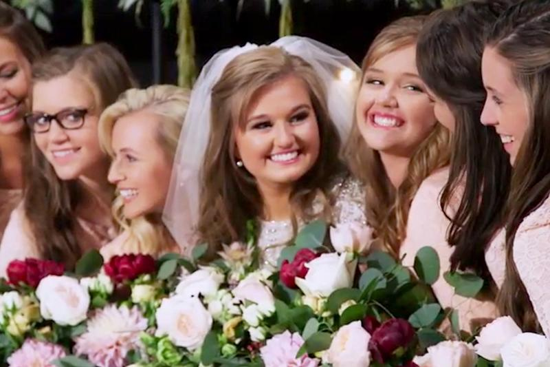 Joseph Duggar's Wife Kendra Caldwell Takes Bridesmaids. Vintage Lace Wedding Dresses London. Pink Wedding Dresses South Africa. Simple Romantic Wedding Dresses. Winter Wedding Dresses Guest 2013. Wedding Dresses Vintage Style Uk. Ball Gown Wedding Dresses Houston Tx. Designer Wedding Dresses 2016. Beautiful Wedding Dresses With Lace Sleeves
