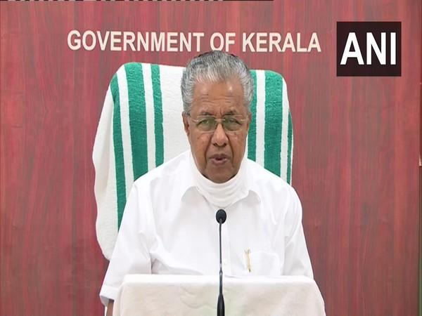 Kerala Chief Minister Pinarayi Vijayan (Photo: ANI)