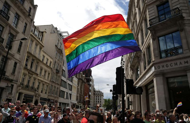 London's annual Pride festival grows bigger every year: PA