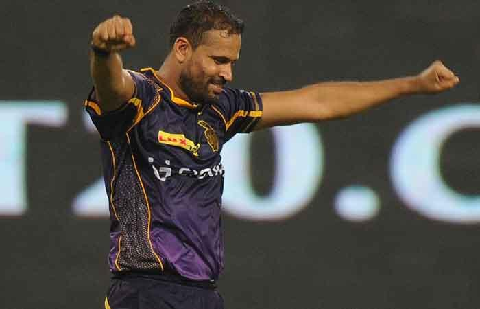 Yusuf Pathan bats for elephants