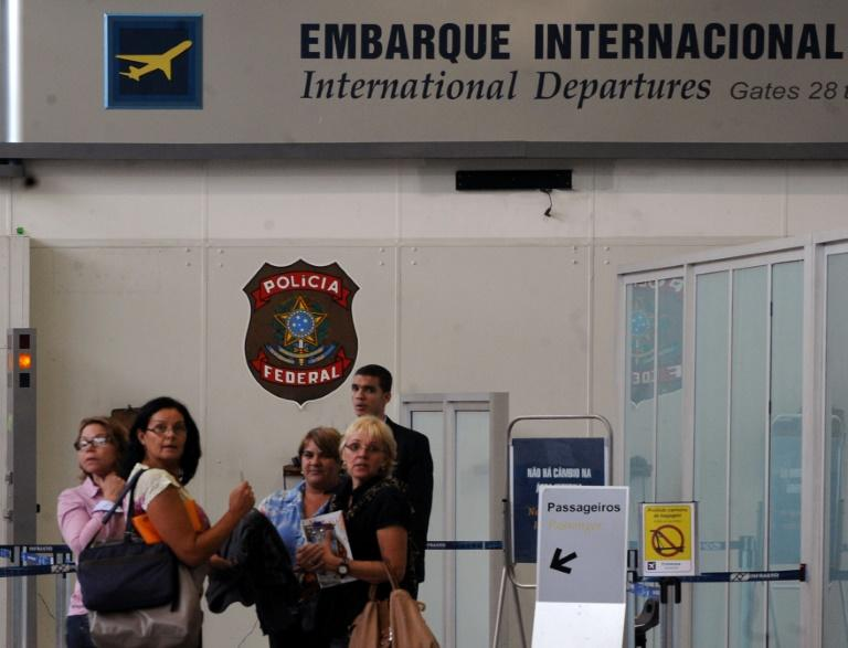 The international airport currently named after Brazilian music icon Tom Jobim -- although more commonly known as Rio Galeao  -- will get the new name for 10 days starting Wednesday, said spokeswoman Bianca Ferreira