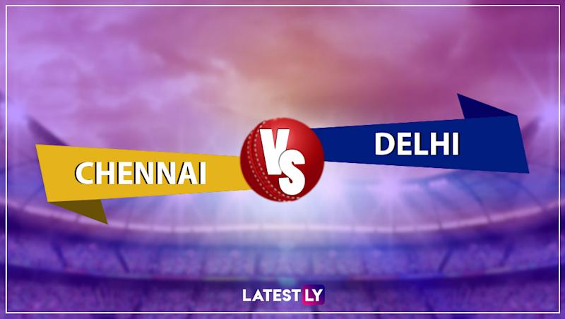 CSK vs DC, IPL 2019 Live Cricket Streaming: Watch Free Telecast of Chennai Super Kings vs Delhi Capitals on Star Sports and Hotstar Online
