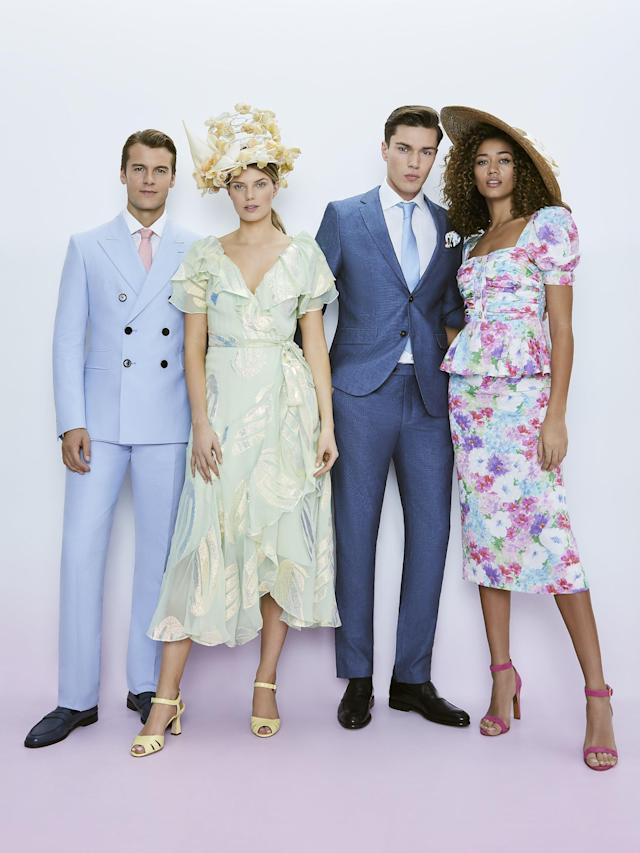 The Royal Ascot dress code 2020 has been released (Cunard)