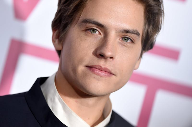 LOS ANGELES, CALIFORNIA - MARCH 07: Dylan Sprouse attends the premiere of Lionsgate's 'Five Feet Apart' at Fox Bruin Theatre on March 07, 2019 in Los Angeles, California. (Photo by Axelle/Bauer-Griffin/FilmMagic)