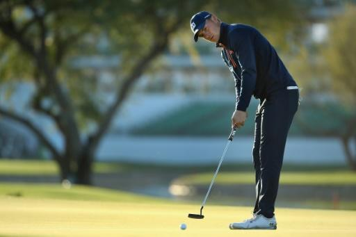Spieth's putting continued to let him down in Phoenix