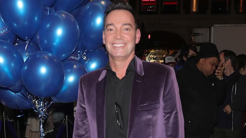 Craig Revel Horwood had plastic surgery to help him feel better about himself (Image: Getty Images)