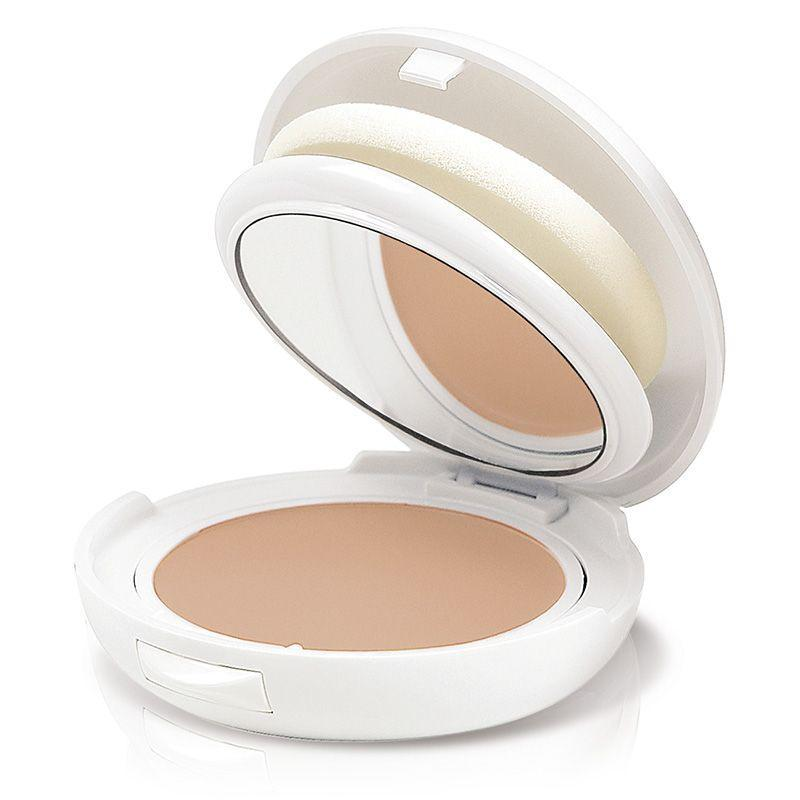 """<p><strong>Avène</strong></p><p>dermstore.com</p><p><strong>$36.00</strong></p><p><a href=""""https://go.redirectingat.com?id=74968X1596630&url=https%3A%2F%2Fwww.dermstore.com%2Fproduct_High%2BProtection%2BTinted%2BCompact%2BSPF%2B50_27555.htm&sref=https%3A%2F%2Fwww.prevention.com%2Fbeauty%2Fskin-care%2Fg35218769%2Fbest-sunscreen-for-sensitive-skin%2F"""" rel=""""nofollow noopener"""" target=""""_blank"""" data-ylk=""""slk:SHOP NOW"""" class=""""link rapid-noclick-resp"""">SHOP NOW</a></p>"""
