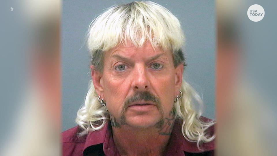 'Tiger King' star Joseph Maldonado-Passage, better known as Joe Exotic, formally requested a pardon, including handwritten letter to President Trump.