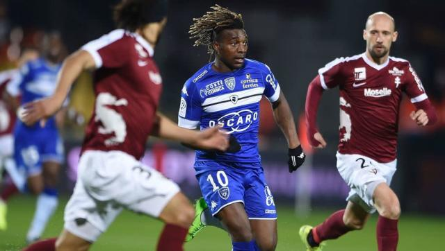 <p><strong>Number of take-ons this season: 139</strong></p> <br><p>A relative unknown outside of France and Germany, Saint-Maximin is currently owned by high-flying Monaco, but has yet to feature for the Champions League quarter finalists, spending the past two seasons on loan, with Hannover 96 in the Bundesliga and currently with Ligue 1's Bastia respectively.</p> <br><p>This season he has been explosive as ever, attempting one more take-on than Traore to put himself as the second most forward-thinking player in Europe. The 20-year-old has been capped at youth level by France and is expected to return to the Stade Louis II to complete his football education.</p>
