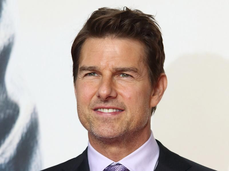 "Tom Cruise trägt nun die ""Wings of Gold"" (Bild: Landmark-Media/imagecollect.com)"