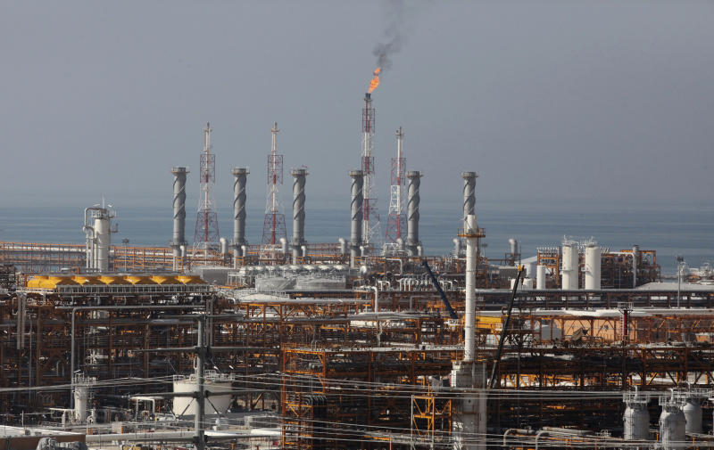 Eyeing investment, Iran shows off its gas sites