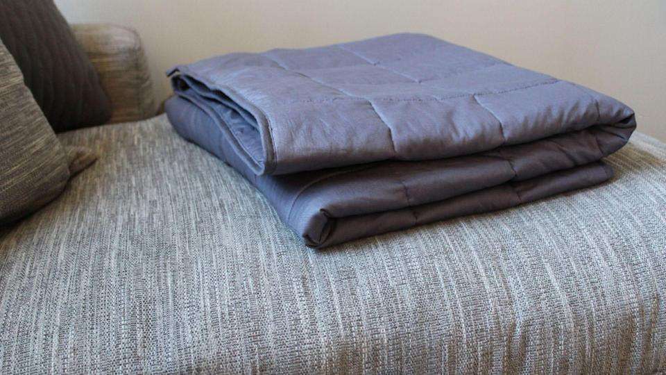 Best gift for wives: YnM Weighted Blanket