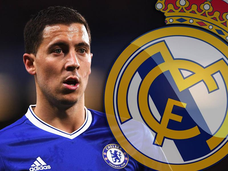 Hazard has said he is settled in London but could be tempted to move: Getty