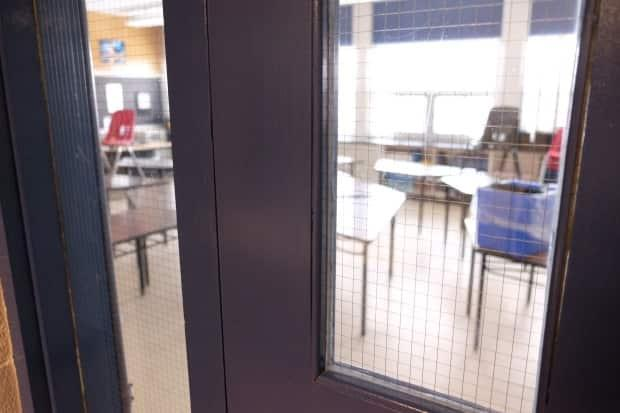 The first known positive COVID-19 case in Manitoba's school system was a student at Churchill High School in Winnipeg. Health officials revealed too much information about that case, says one expert, but made changes to avoid that in later cases.