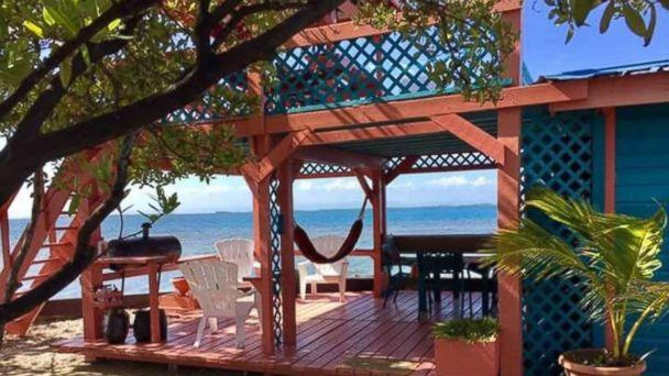 PHOTO: Travelers can stay on Bird Island, off the coast of Placencia, Belize, for a mere $595 per night. (Airbnb.com)