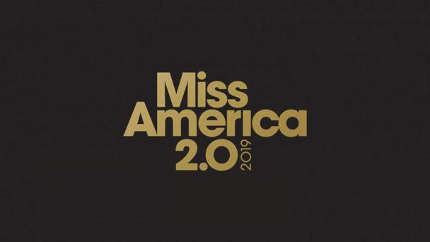 PHOTO: The new logo for the Miss America pageant is pictured here. (Courtesy Miss America Organization )