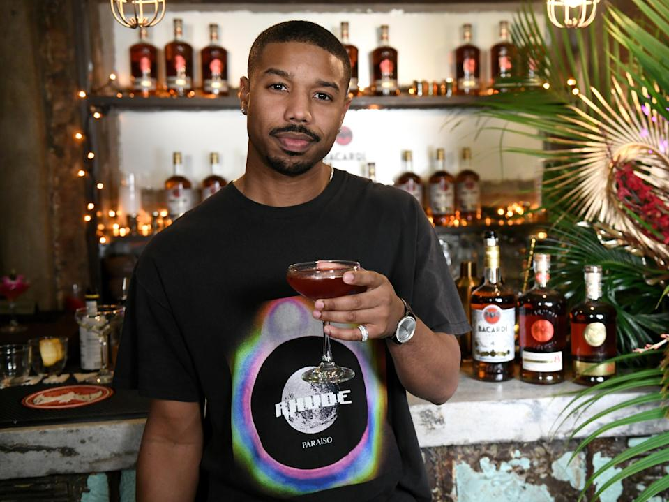 Michael B Jordan apologises for name of rum company after backlash (Getty Images for BACARDI rum)