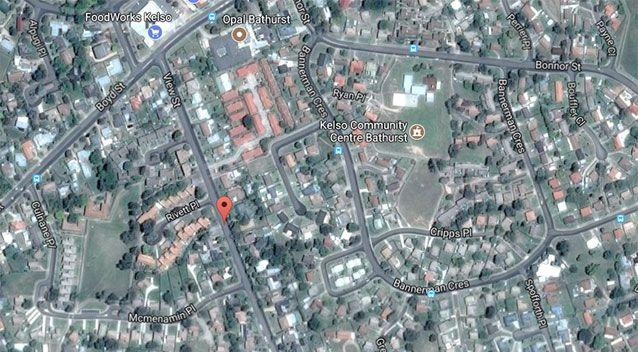The fatal shooting occurred on View Street in Kelso. Source: Google Maps