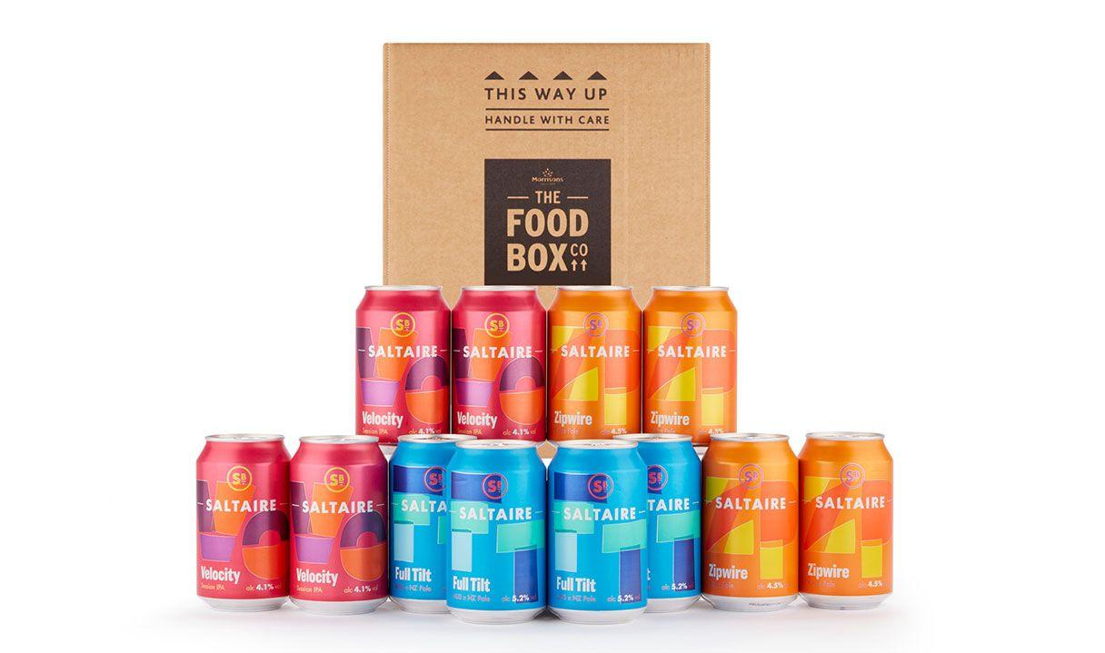 """<p>Morrisons has teamed up with Saltaire Brewery to bring some craft beers to your dad's front door just in time for Father's Day. The box, which costs £25, includes 12 beers; four of each of the following: </p><p> - Saltaire Velocity (ABV 4.1%) 330ml. Light and refreshing, this is a hoppy session IPA with citrusy notes.</p><p> - Saltaire Zipwire (ABV 4.5%) 330ml. Fresh and zesty citrus pale, which is made with real orange and grapefruit zest.</p><p> - Saltaire Full Tilt (ABV 5.2%) 330ml. Galaxy and Motueka hops create this juicy Australian and New Zealand pale with a punchy, hoppy flavour.</p><p><a class=""""body-btn-link"""" href=""""https://go.redirectingat.com?id=127X1599956&url=https%3A%2F%2Fwww.morrisons.com%2Ffood-boxes%2Fbox%2FSaltaire-Brewery-British-Craft-Beer-Box&sref=https%3A%2F%2Fwww.delish.com%2Fuk%2Fcocktails-drinks%2Fg32433333%2Fbeer-subscriptions-deliveries-uk%2F"""" target=""""_blank"""">BUY NOW </a></p>"""