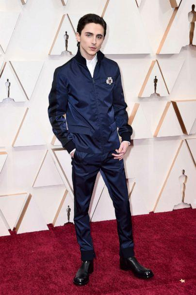PHOTO: Timothee Chalamet attends the 92nd annual Academy Awards, Feb. 9, 2020, in Hollywood, Calif. (Jordan Strauss/Invision/AP)