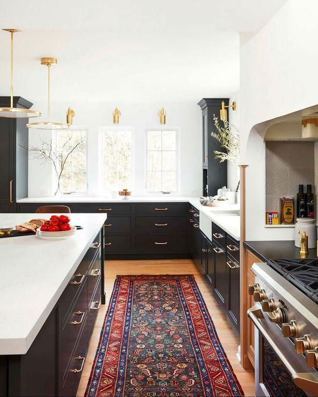 """<p>You don't need to be a chef to appreciate a <a href=""""https://www.housebeautiful.com/home-remodeling/renovation/a30696946/jean-stoffer-jo-saltz-new-jersey-kitchen/"""" rel=""""nofollow noopener"""" target=""""_blank"""" data-ylk=""""slk:Jean Stoffer"""" class=""""link rapid-noclick-resp"""">Jean Stoffer</a> kitchen. """"As a kitchen designer myself, I love following the accounts of other kitchen designers, particularly aspirational accounts which I consider Jean Stoffer's to be. Her work is beautiful and the photography on her account is ethereal,"""" explains Karen Swanson. <br><br><a href=""""https://www.instagram.com/newenglanddesignworks/"""" rel=""""nofollow noopener"""" target=""""_blank"""" data-ylk=""""slk:See Swanson's own feed here"""" class=""""link rapid-noclick-resp""""><em>See Swanson's own feed here</em></a></p><p><a href=""""https://www.instagram.com/p/B_zizYUnXTL/"""" rel=""""nofollow noopener"""" target=""""_blank"""" data-ylk=""""slk:See the original post on Instagram"""" class=""""link rapid-noclick-resp"""">See the original post on Instagram</a></p>"""
