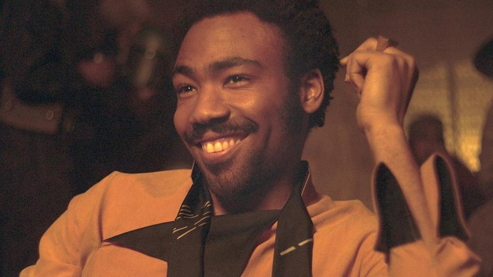 <p> <strong>Release date:</strong>&#xA0;Unknown </p> <p> Everyone wants to see more of Donal Glover as Lando Calrissian. However, whether Glover will return as the character remains unclear, though Calrissian will return in his own show, simply titled Lando. Justin Simien, creator of Dear White People, will act as showrunner. Lando is in the early stages of developing the project. </p>