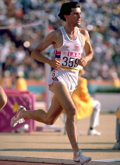 """To anyone who has started out on a long campaign believing that the gold medal was destined for him, the feeling when, all of a sudden, the medal has gone somewhere else is quite indescribable"" - Sebastian Coe (2-time winner at the Olympics, after losing the 800m final in 1980)"