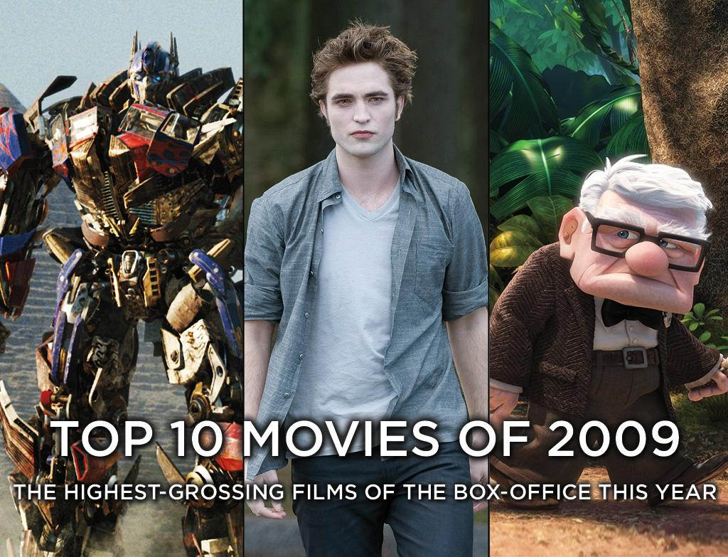In 2009, giant robots, teen wizards and high-flying houses dominated the box office, with moviegoers flocking to theaters to the tune of over $10 billion in ticket sales. Here are the top ten highest grossing films at the domestic box office this year.