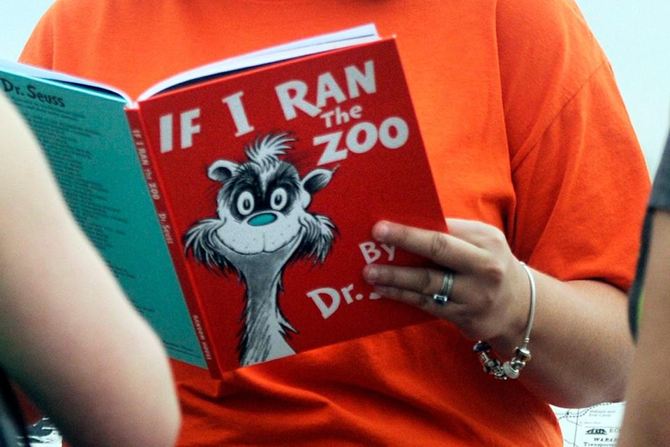 If I Ran the Zoo is one of the six Dr. Seuss books that will no longer be publishedAP