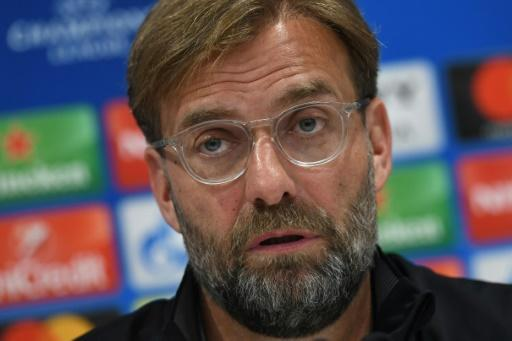 <p>Make your own history, Klopp challenges Liverpool</p>