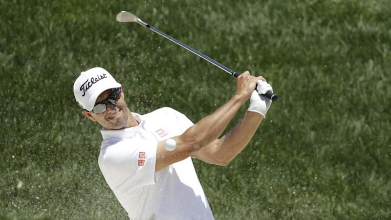 Day, Scott start poorly at PGA's Memorial