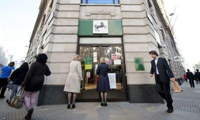 Lloyds faces call to rethink branch closures as profits surge