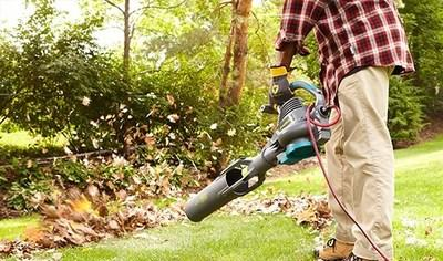 Do you know the steps to maintaining your leafblower?