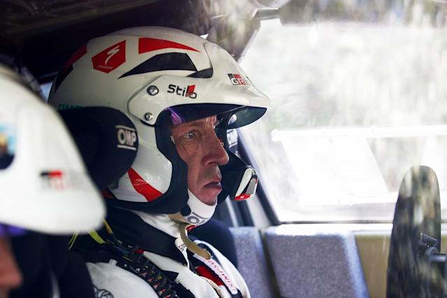 Meeke accepts full-time WRC career is over