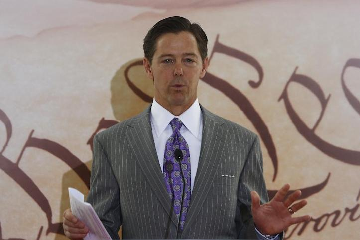 Ralph Reed, founder of the Faith and Freedom Coalition. (AP Photo/Charles Dharapak)