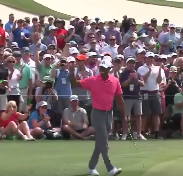 Day: Everyone wants to see Tiger Woods win