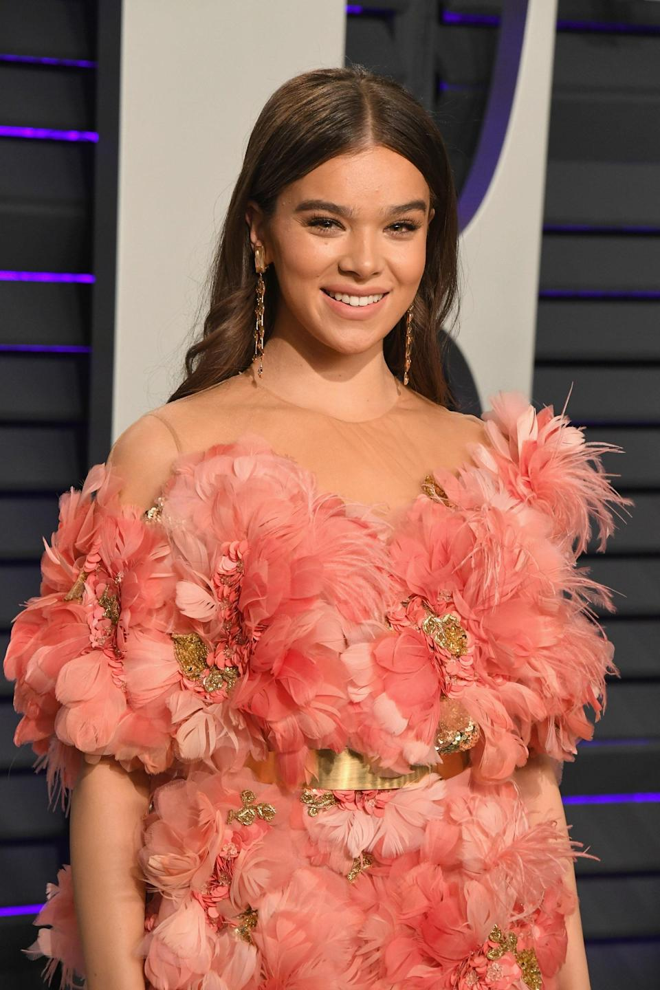 """The part-Filipina actress/singer first made headlines for her role in the 2010 film <em>True Grit</em> — which earned her an Oscar nomination. NBD. She later went on to star in <em>Romeo & Juliet</em>, the <em>Pitch Perfect</em> film series, and <em>The Edge of Seventeen</em>. With all of her film roles, she even had time to release her debut EP <em>Haiz</em>, featuring the summer banger """"Love Myself."""" Most recently, she was in <em>Bumblebee</em>, the latest installment of the <em>Transformers</em> film franchise."""