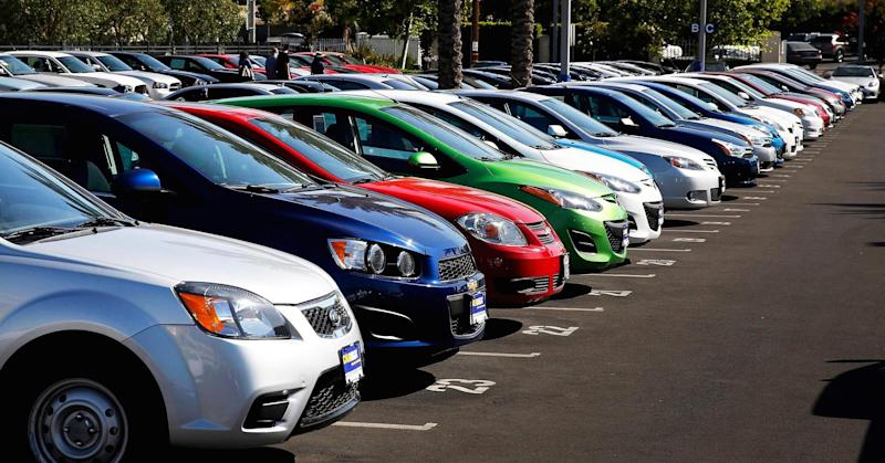 Used car market showing no signs of slowdown