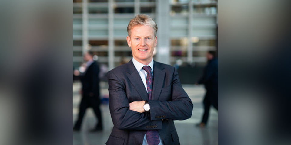 16) Kevin O'Byrne, Chief Financial Officer, Sainsbury's. Photo: Sainsbury's