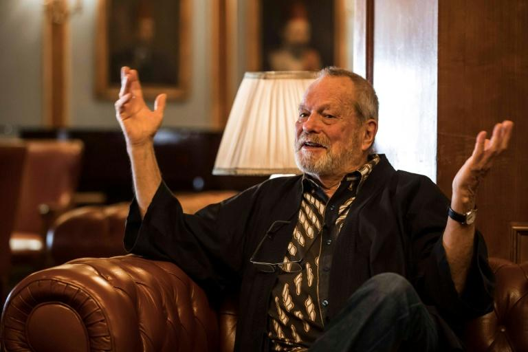 British-American film director Terry Gilliam said climate change was a pressing problem on the sidelines of the 41st edition of the Cairo International Film Festival (CIFF)