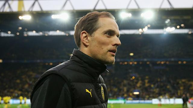 """Thomas Tuchel said it was """"not fair"""" that his Borussia Dortmund side were made to face Monaco a day on from their team bus being attacked."""